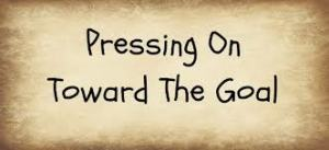 Pressing On