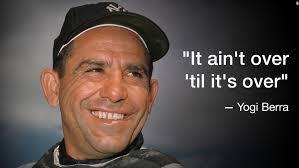 Yogi Quote